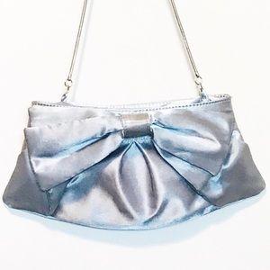 Steve Madden Small Silver Handbag Purse